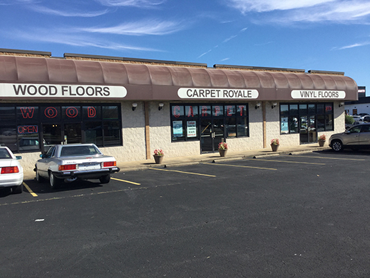 Liberia Ave Carpet Store